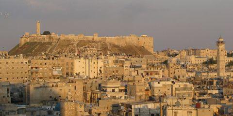 Ciudad vieja de Alepo