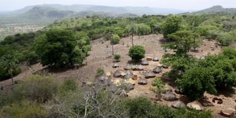 El país bassari: paisajes culturales bassari, fula y bedik