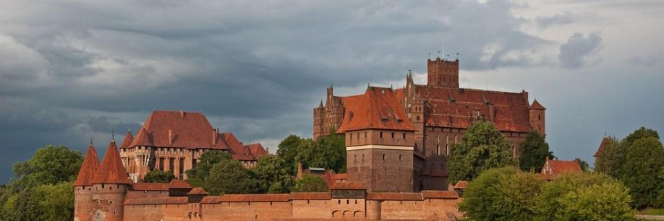 Castillo de la Orden Teutónica en Malbork