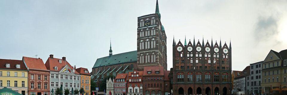 Centros históricos de Stralsund y Wismar