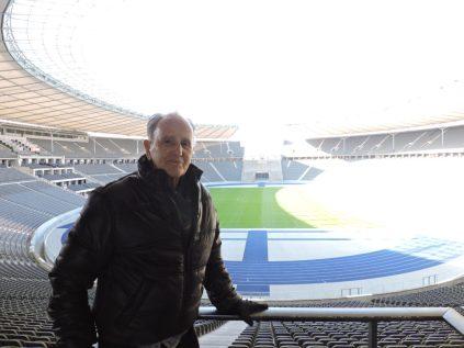 Opi a todo trapo en Estadio Olímpico Berlin