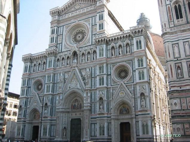 Piazza del Duomo: aun más impresionante en persona
