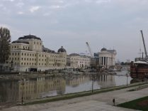 Palacion de Gobierno Skopje