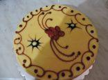 Torta de cumpleaños de Ed