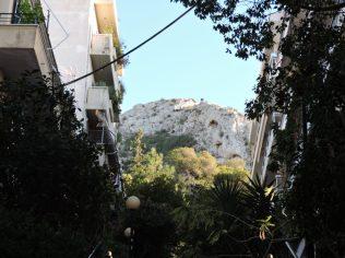Subiendo al Monte Licabeto