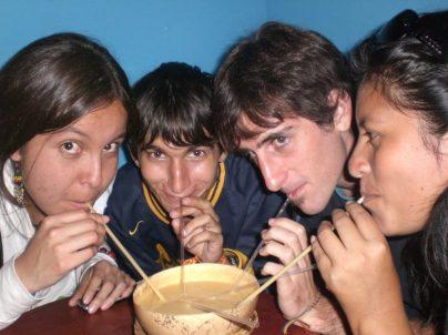 Chicha en Bogota