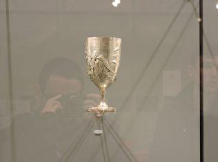 Copa de los primeras Olimpiadas en Atenas 1896