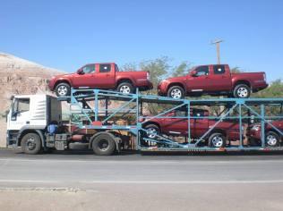 Viajar en estas 4x4, por el norte de Chile no tiene precio