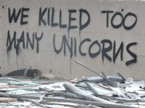 Dear unicorn