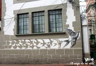 Edificios que se convierten en arte
