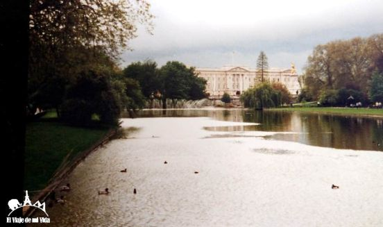 Recuerdos de Londres en 199