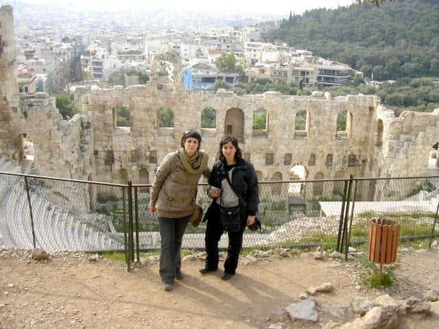 Acrópolis Atenas Grecia