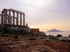 Cabo Sunión Grecia