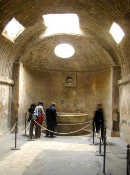 Termas Pompeya Italia