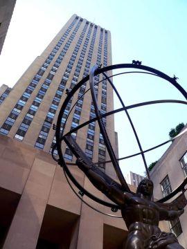 Rockefeller Building Nueva York