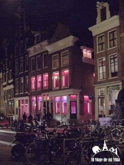 El Barrio Rojo
