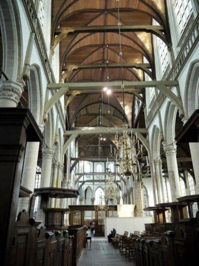 Oude Kerk Ámsterdam
