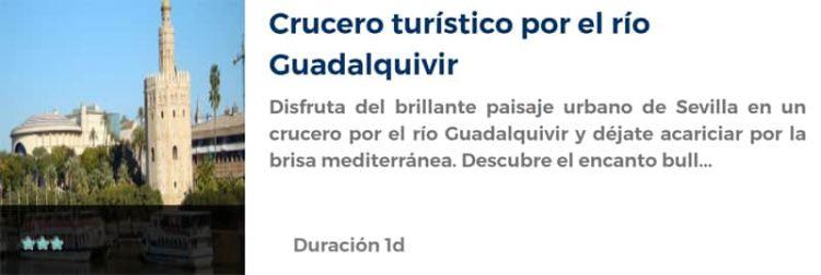 Crucero por el Guadalquivir