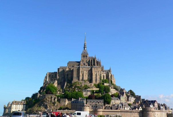 Mont Saint-Michel Normandía