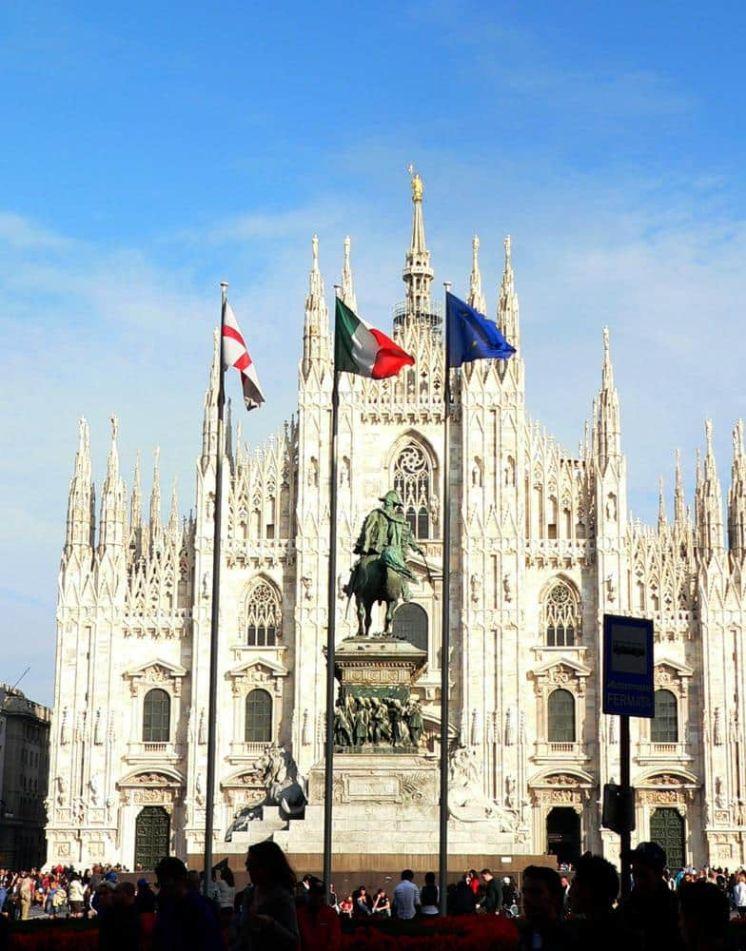 Il Duomo Milán