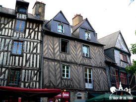 Casco antiguo de Rennes