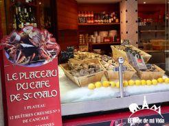 Las ostras de Cancale