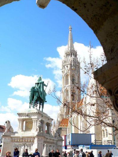 Bastion de los Pescadores Budapest