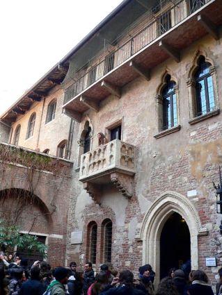 Casa Julieta Verona Italia