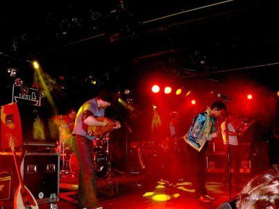 Kerekes Band Budapest