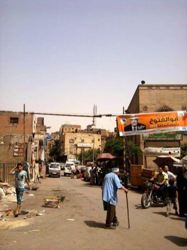 Calles de Marrakech