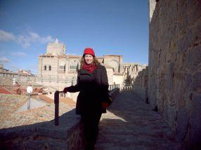 Muralla Ávila España