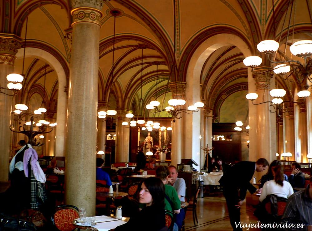 Cafés de Viena