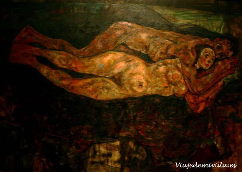 Egon Schiele en el Museo Leopoldo