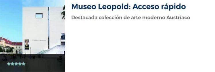 Entradas para el Museo Leopold
