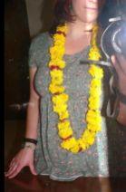 Flores Bienvenida India