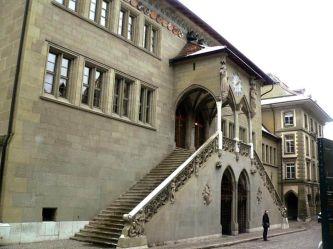 El Ayuntamiento de Berna