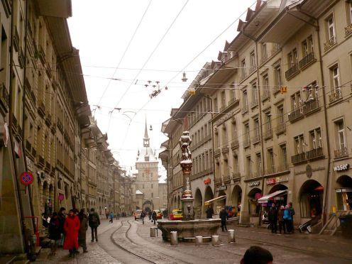 Centro histórico de Berna