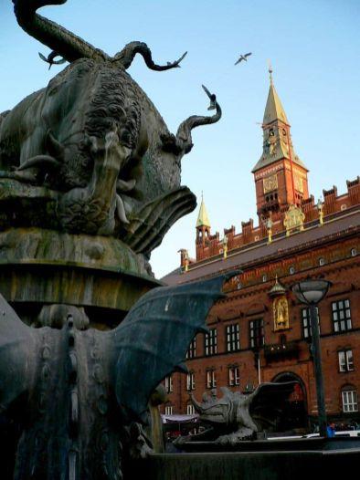 Ayuntamiento Copenhague