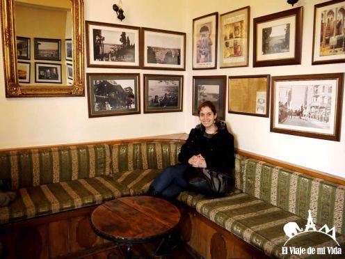 Cafetería Pier Loti