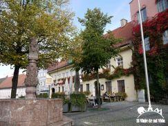 El pueblo de Dachau