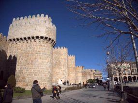Muralla de Ávila España