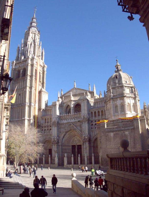 Catedral de Toledo España