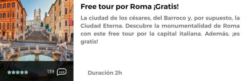 Free Tour por Roma