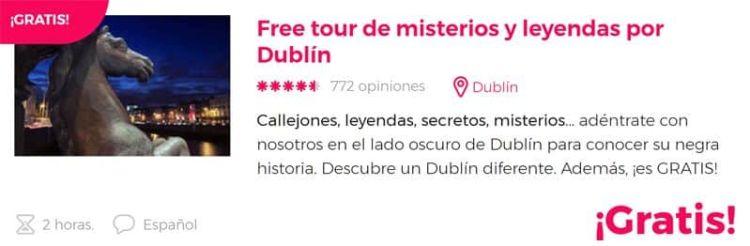Free tour por Dublín