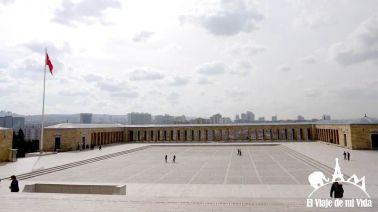 Mausoleo de Ataturk en Ankara