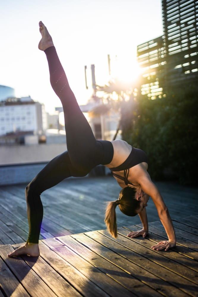Meritxell Martorell, Yoga sin Fronteras