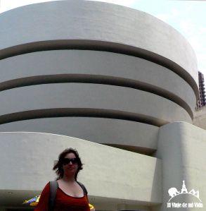 Museo Guggenheim por fuera