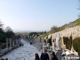 Las calles de Éfeso