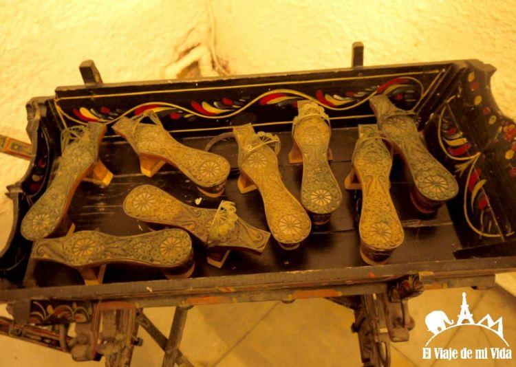 Zuecos tradicionales