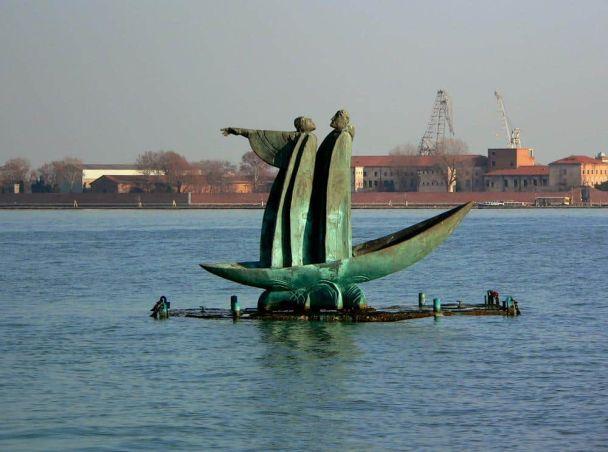 Isla Cementerio Venecia